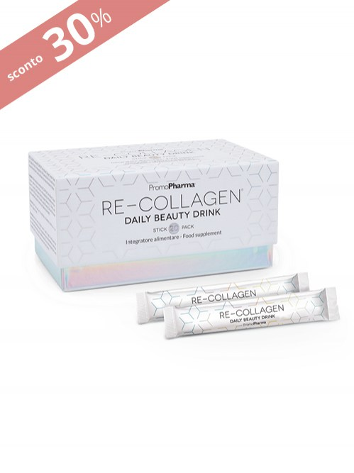 RE-COLLAGEN DAILY BEAUTY DRINK-sconto 30